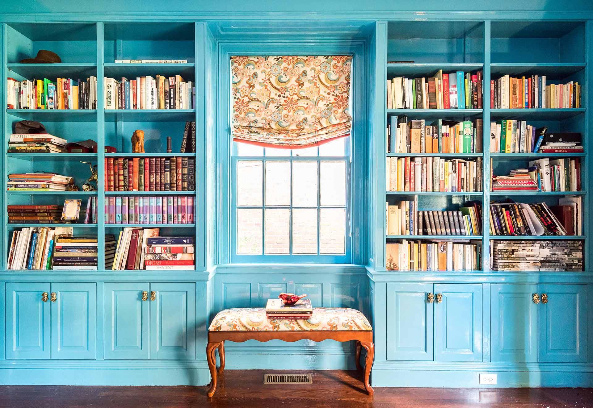 1536-park-ave-gargoyle-library